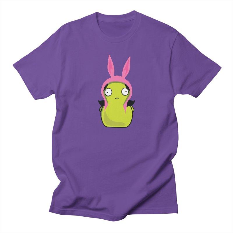 Kuchi Kopi Louise Women's Regular Unisex T-Shirt by Evan Ayres
