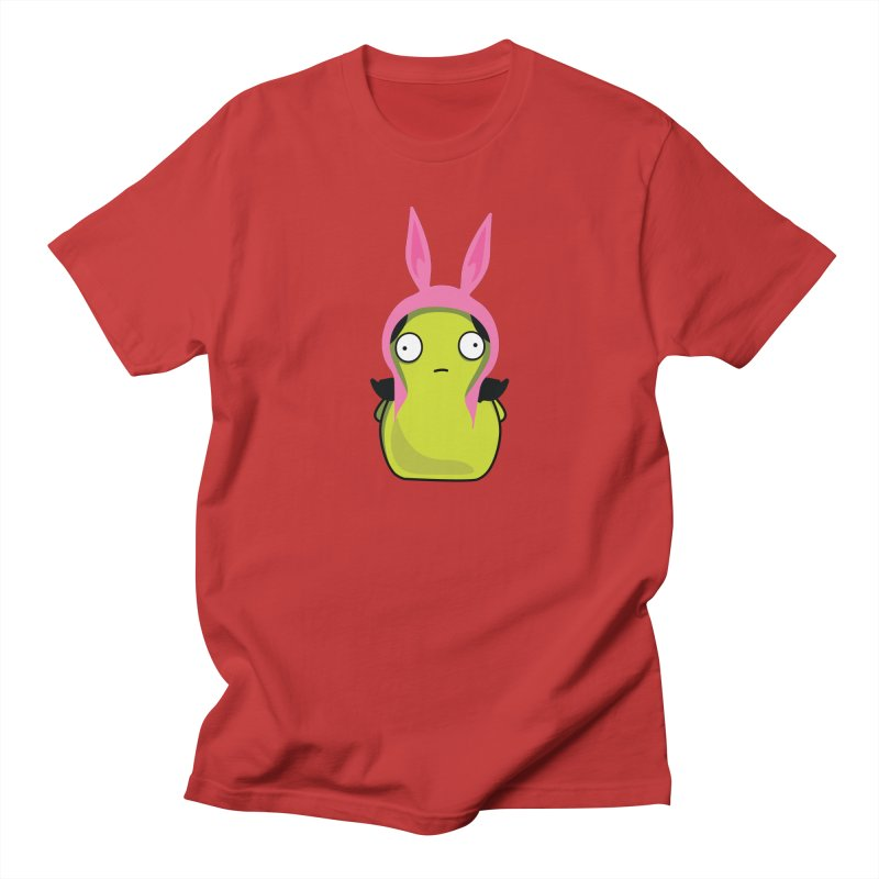Kuchi Kopi Louise Men's Regular T-Shirt by Evan Ayres Design