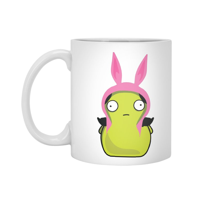 Kuchi Kopi Louise Accessories Standard Mug by Evan Ayres Design
