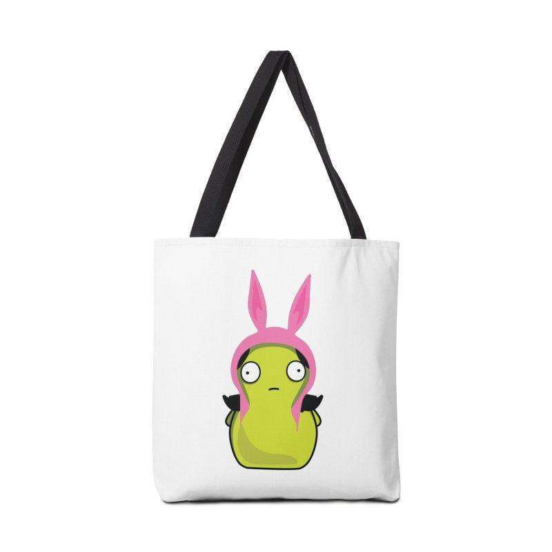 Kuchi Kopi Louise Accessories Tote Bag Bag by Evan Ayres Design