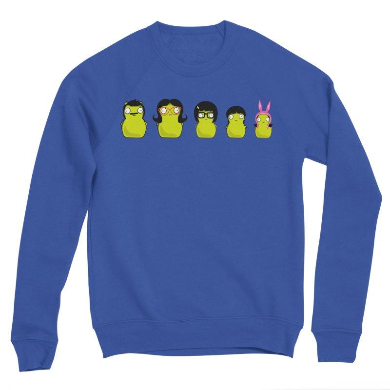 Kuchi Kopi Belcher Family Women's Sponge Fleece Sweatshirt by Evan Ayres Design