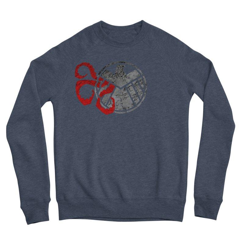 Lurking In The Shadows Women's Sponge Fleece Sweatshirt by Evan Ayres Design