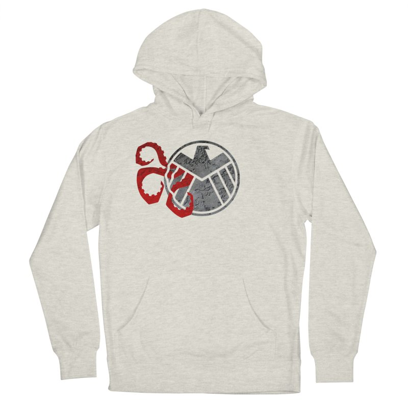 Lurking In The Shadows Women's French Terry Pullover Hoody by Evan Ayres Design