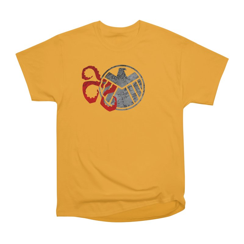 Lurking In The Shadows Women's Heavyweight Unisex T-Shirt by Evan Ayres Design