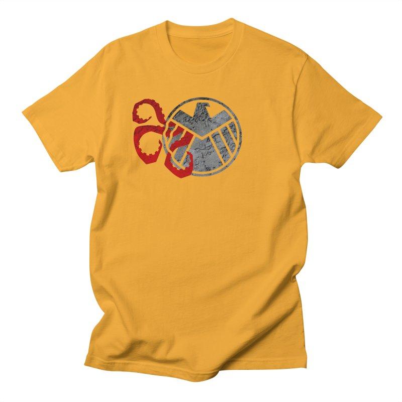 Lurking In The Shadows Men's Regular T-Shirt by Evan Ayres Design
