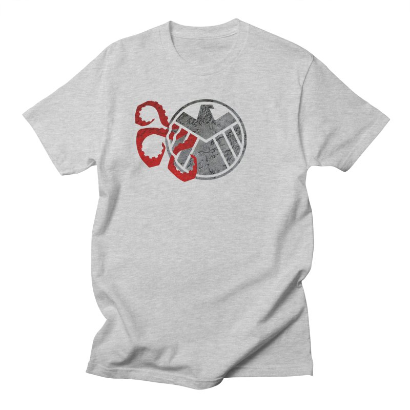 Lurking In The Shadows Women's Regular Unisex T-Shirt by Evan Ayres Design