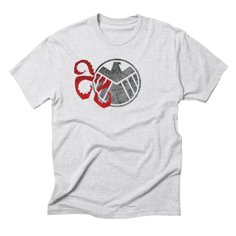 Lurking In The Shadows Men's Triblend T-Shirt by Evan Ayres Design