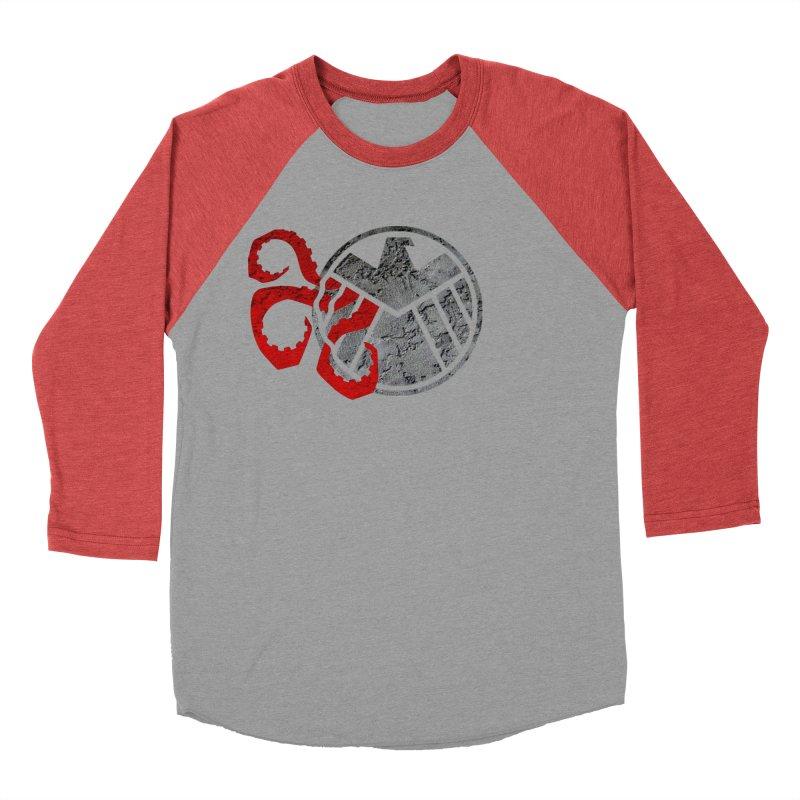 Lurking In The Shadows Women's Baseball Triblend Longsleeve T-Shirt by Evan Ayres Design