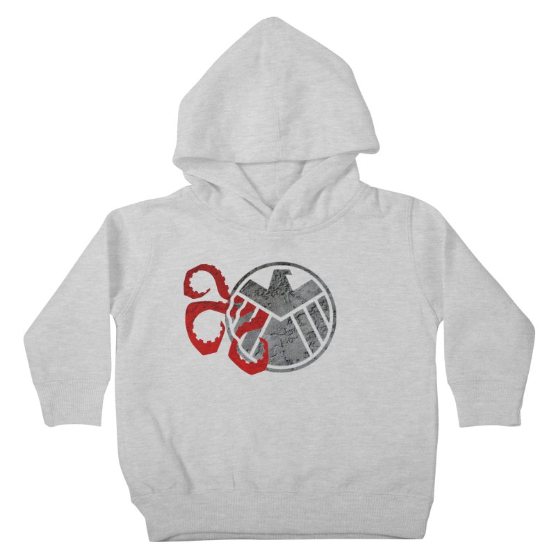 Lurking In The Shadows Kids Toddler Pullover Hoody by Evan Ayres Design
