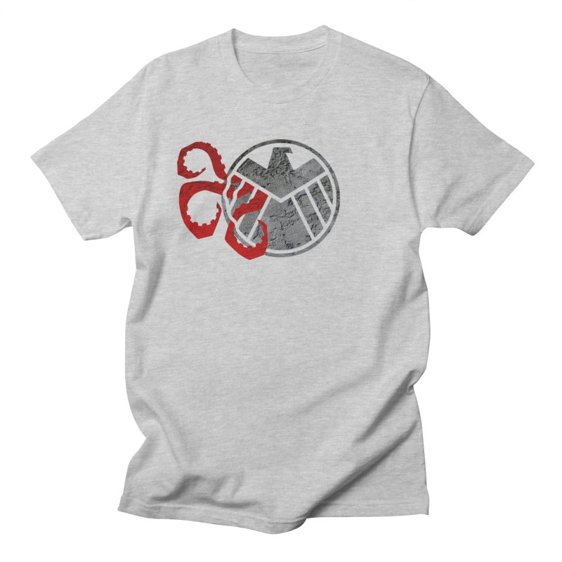 Lurking In The Shadows Women's Unisex T-Shirt by Evan Ayres