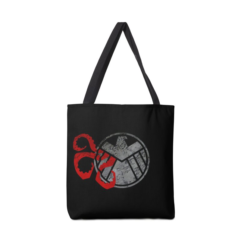 Lurking In The Shadows Accessories Bag by Evan Ayres