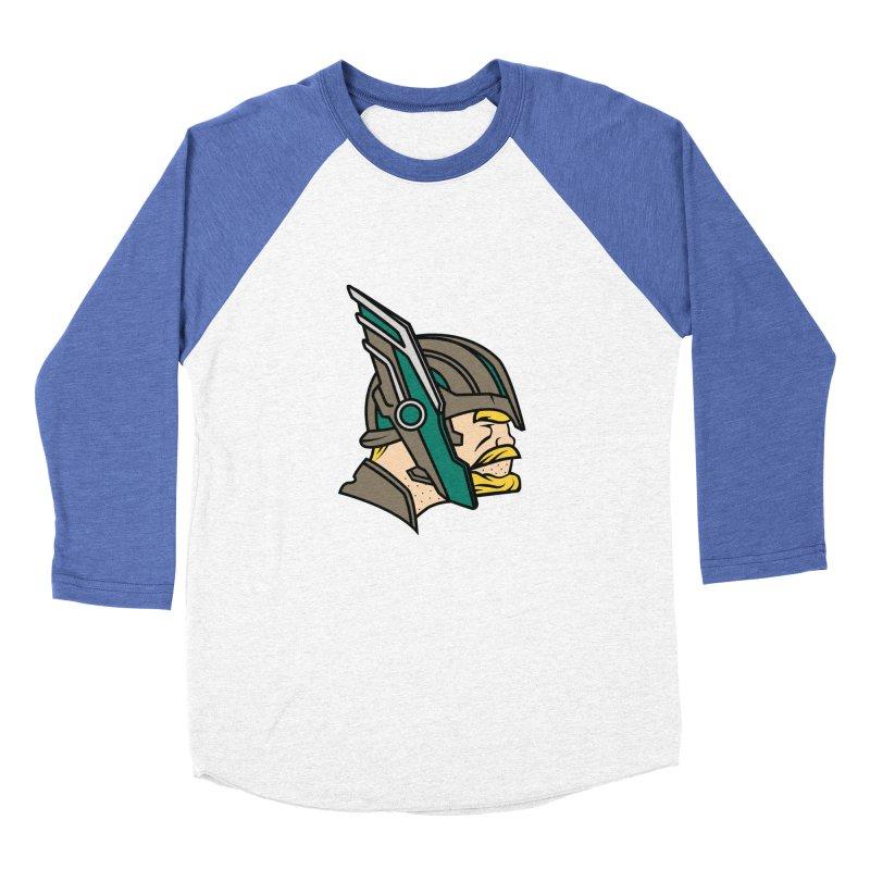 MinnesOdinson Men's Baseball Triblend T-Shirt by Evan Ayres