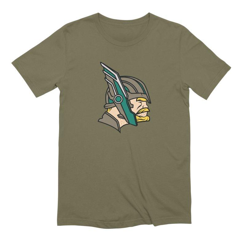 MinnesOdinson Men's Extra Soft T-Shirt by Evan Ayres Design