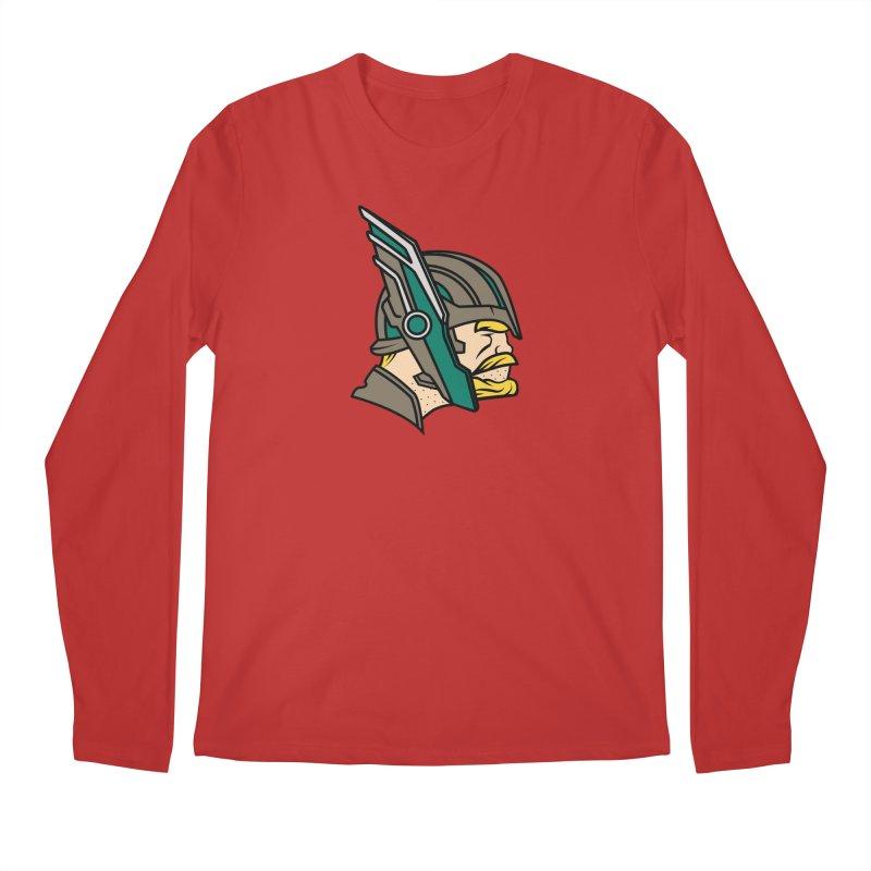 MinnesOdinson Men's Longsleeve T-Shirt by Evan Ayres