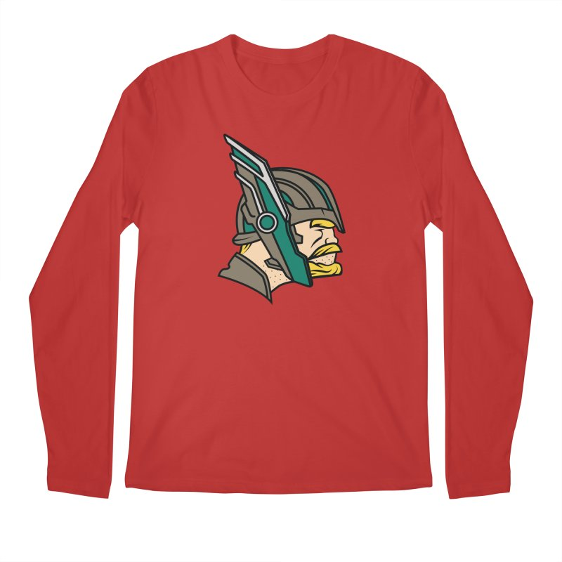 MinnesOdinson Men's Regular Longsleeve T-Shirt by Evan Ayres Design