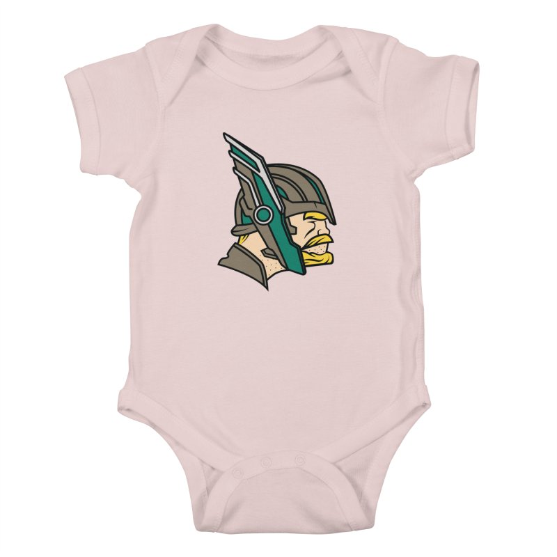 MinnesOdinson Kids Baby Bodysuit by Evan Ayres Design