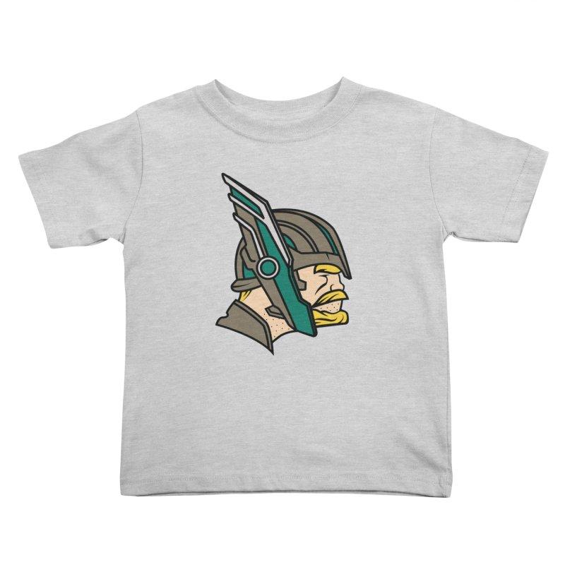 MinnesOdinson Kids Toddler T-Shirt by Evan Ayres Design