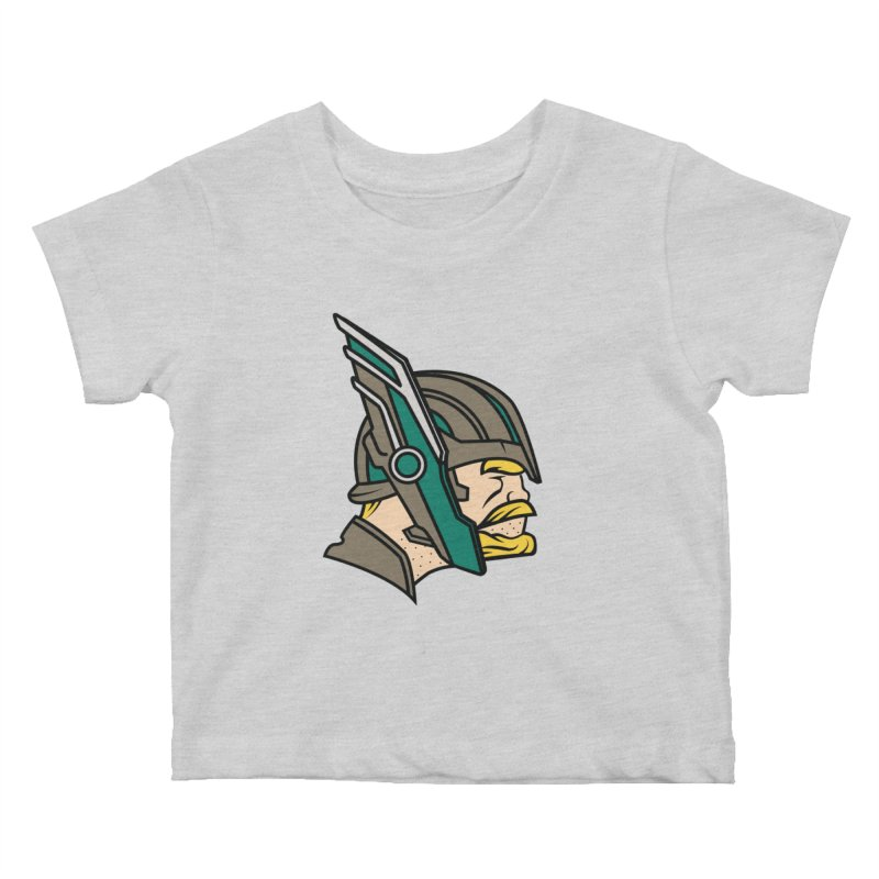 MinnesOdinson Kids Baby T-Shirt by Evan Ayres Design