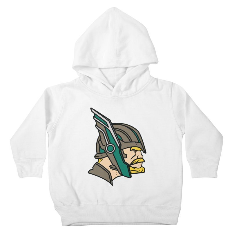 MinnesOdinson Kids Toddler Pullover Hoody by Evan Ayres Design