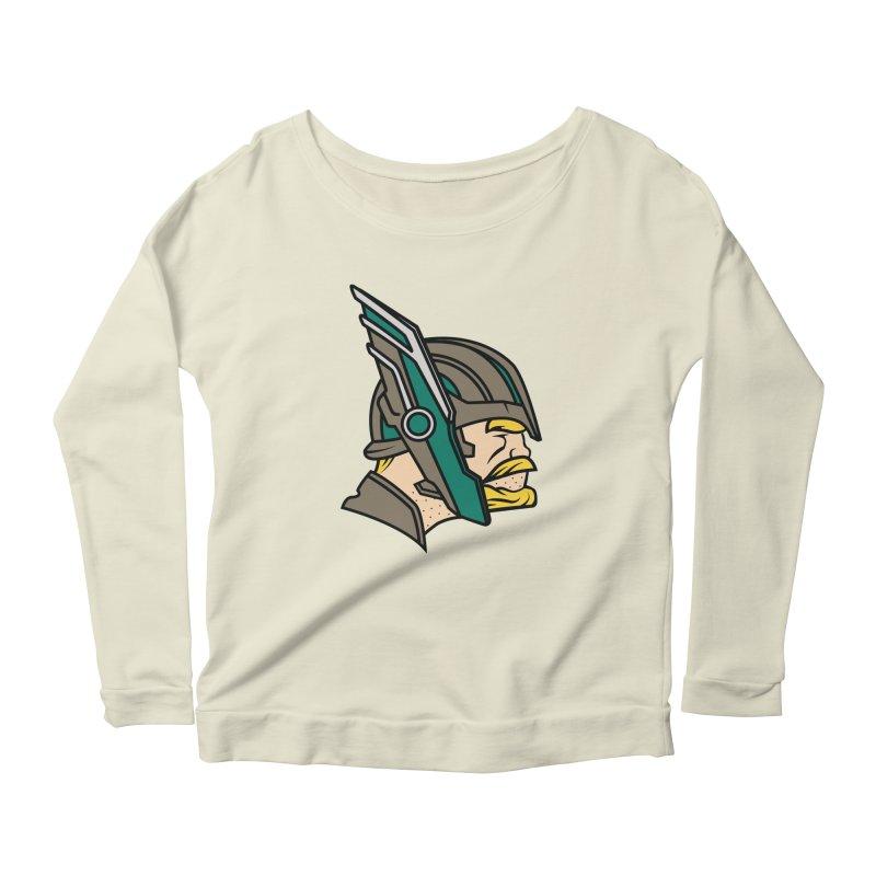 MinnesOdinson Women's Scoop Neck Longsleeve T-Shirt by Evan Ayres Design