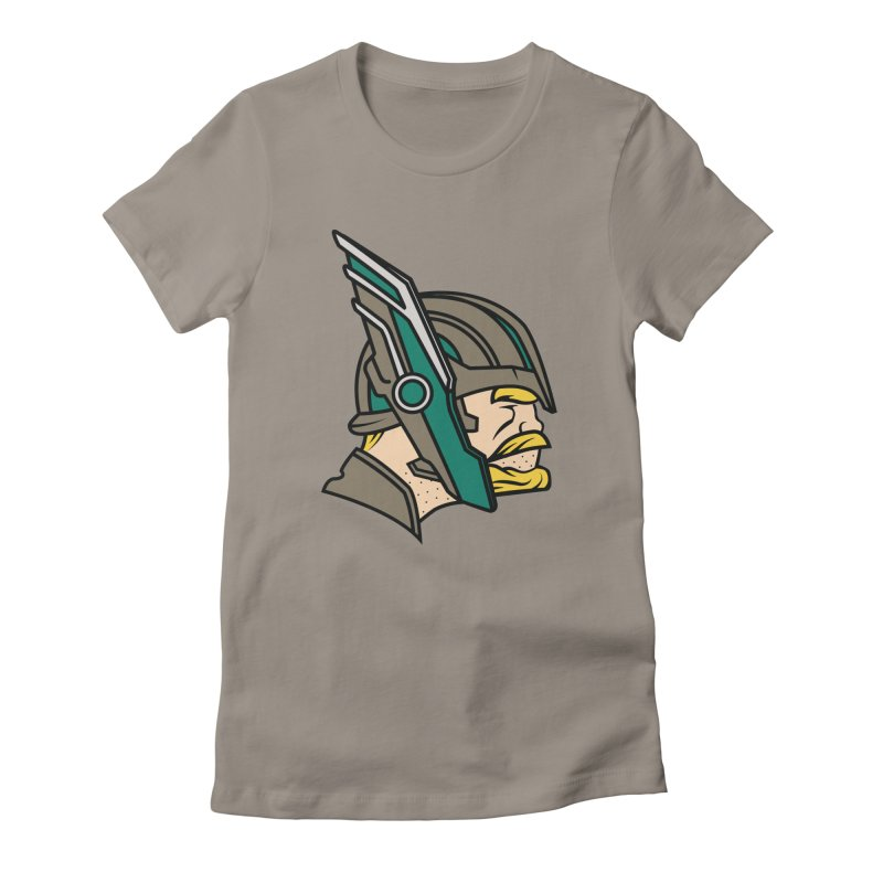 MinnesOdinson Women's Fitted T-Shirt by Evan Ayres Design