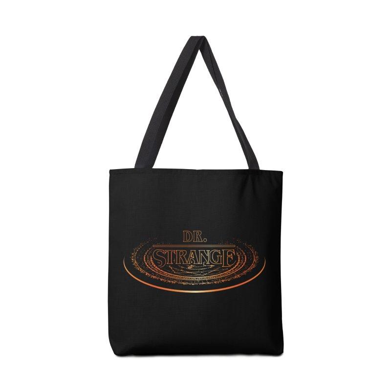 Dr. Stranger Things Accessories Tote Bag Bag by Evan Ayres Design