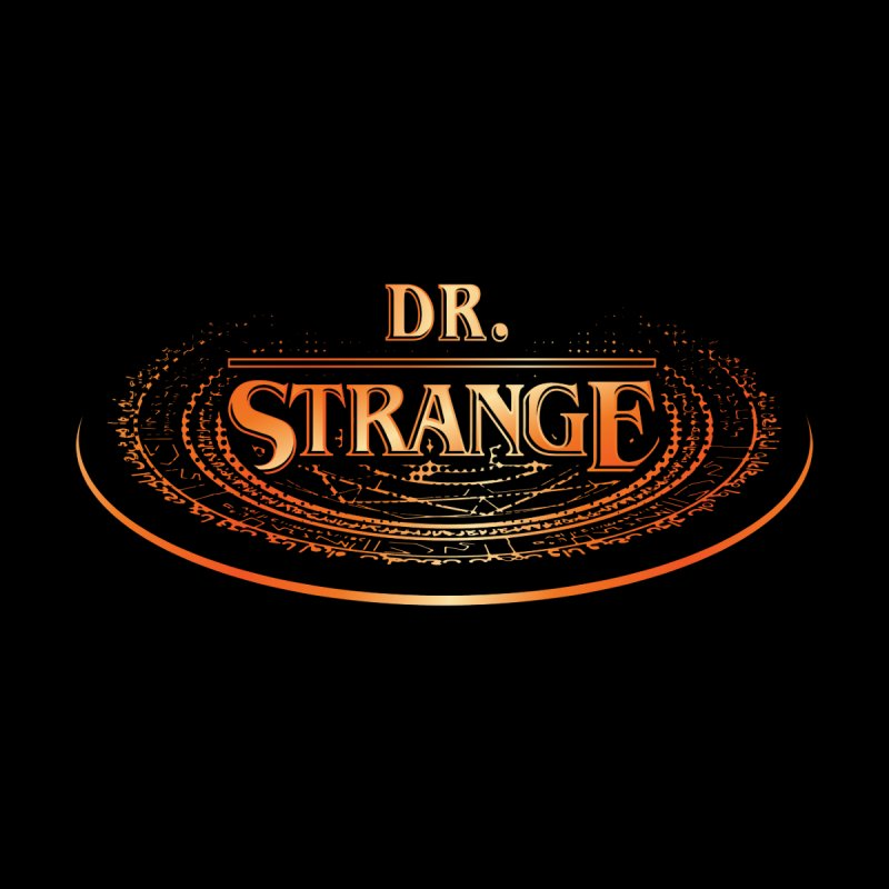 Dr. Stranger Things by Evan Ayres