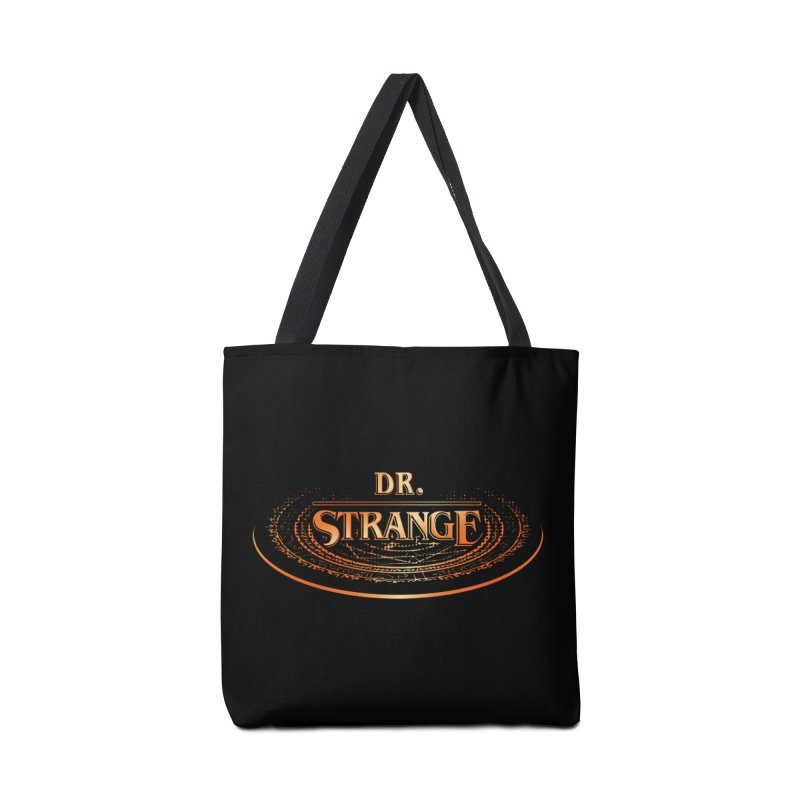 Dr. Stranger Things Accessories Bag by Evan Ayres Design