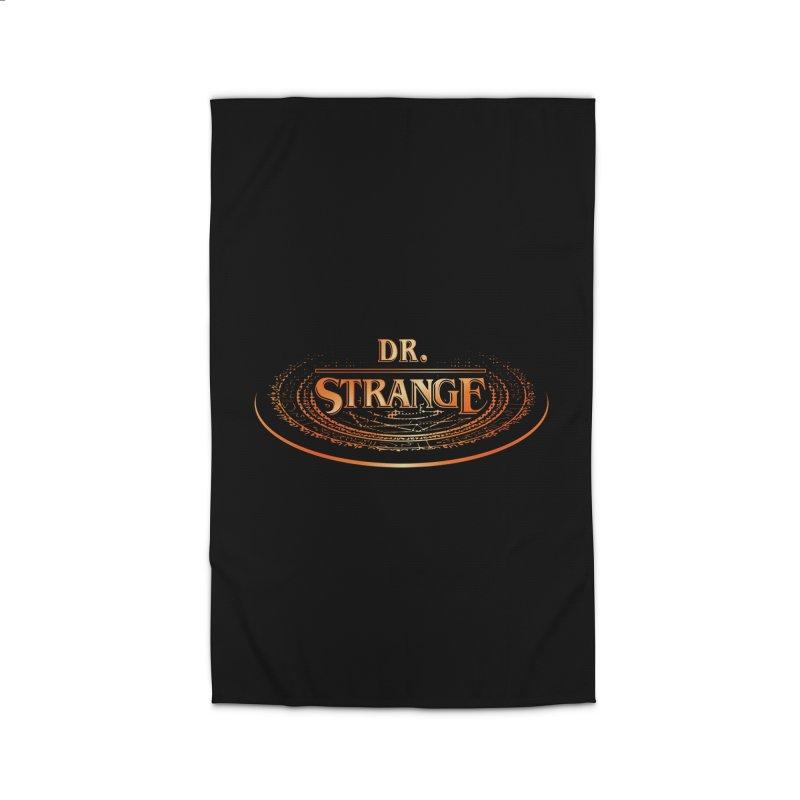 Dr. Stranger Things Home Rug by Evan Ayres