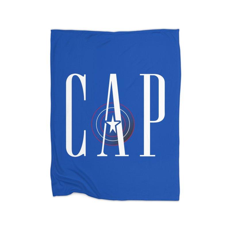 Cap Home Blanket by Evan Ayres