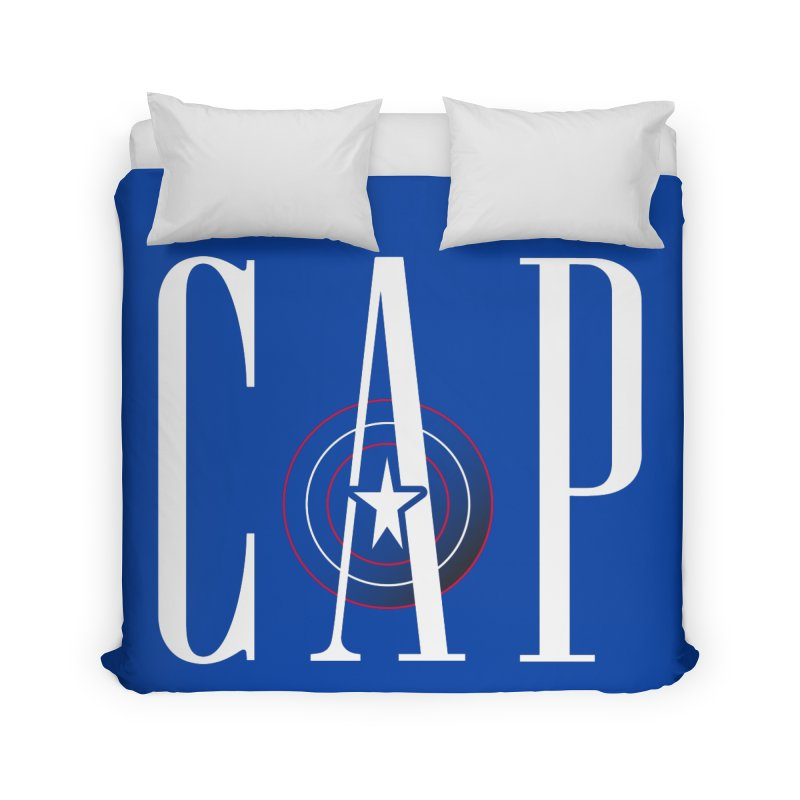 Cap Home Duvet by Evan Ayres