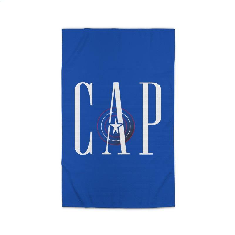 Cap Home Rug by Evan Ayres