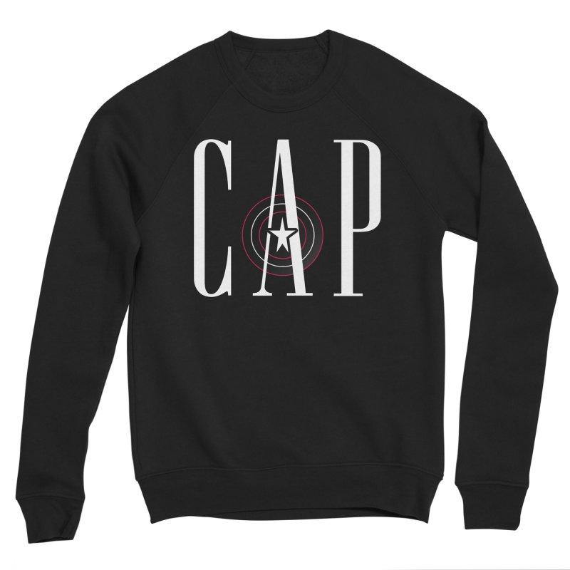 Cap Women's Sponge Fleece Sweatshirt by Evan Ayres Design