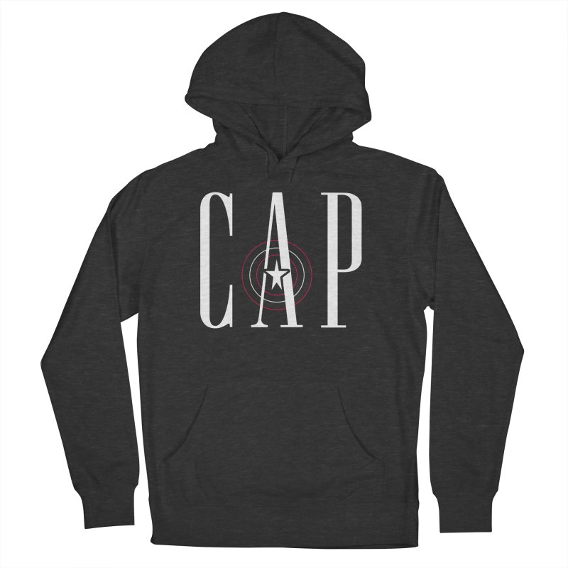 Cap Women's French Terry Pullover Hoody by Evan Ayres Design