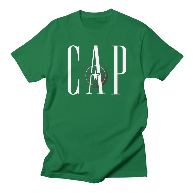 Cap Women's Regular Unisex T-Shirt by Evan Ayres Design