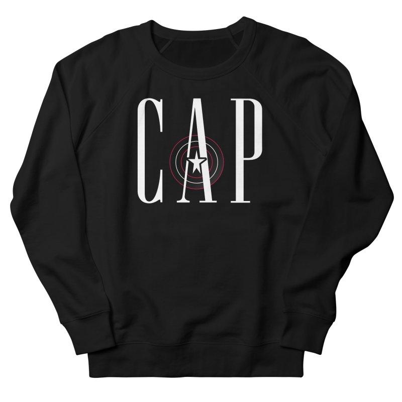 Cap Women's French Terry Sweatshirt by Evan Ayres Design