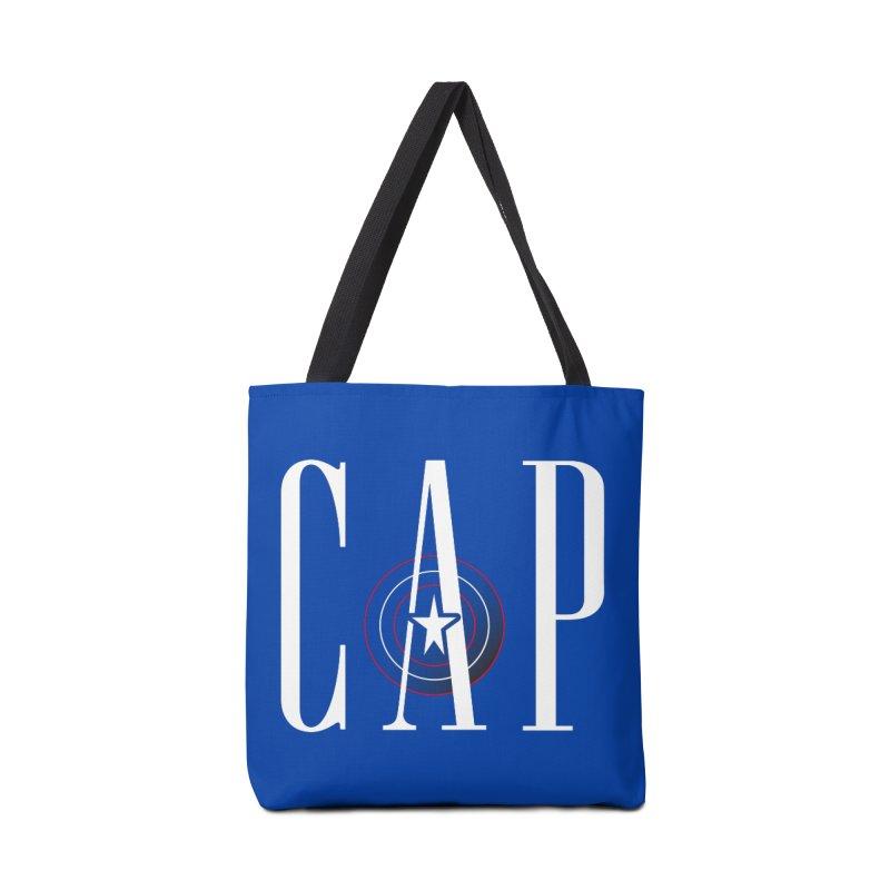 Cap Accessories Tote Bag Bag by Evan Ayres Design