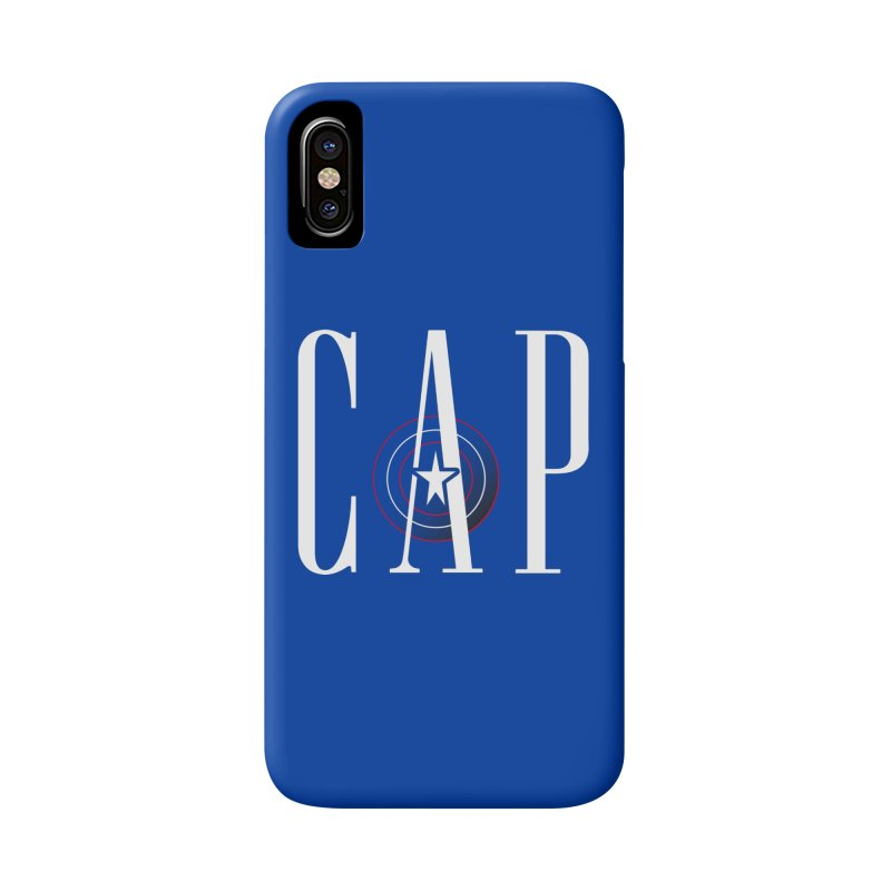 Cap Accessories Phone Case by Evan Ayres Design