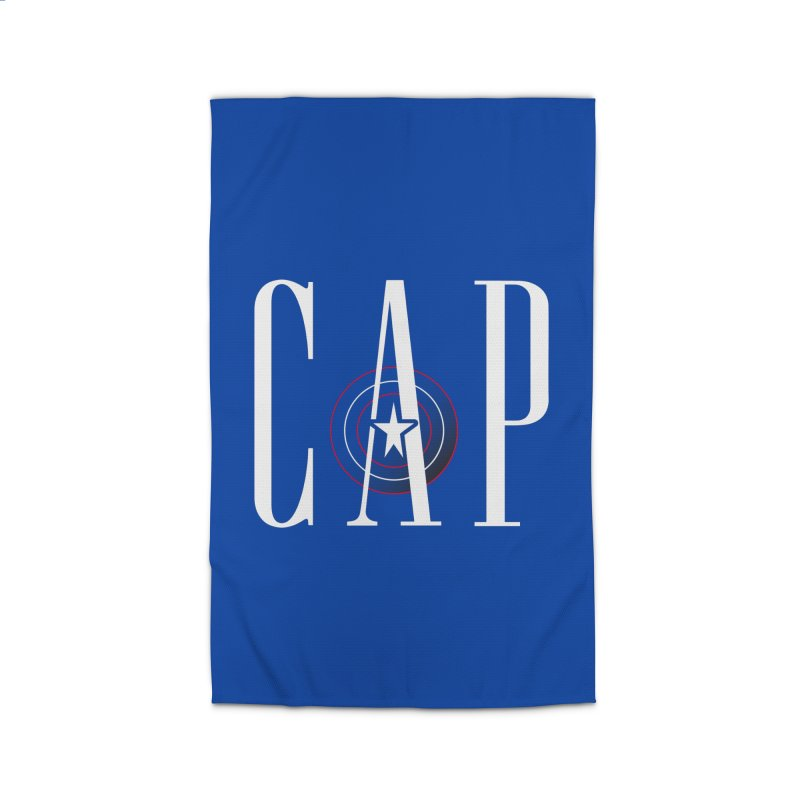 Cap Home Rug by Evan Ayres Design
