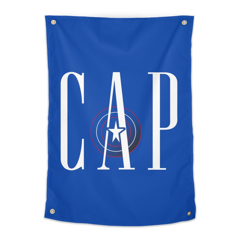 Cap Home Tapestry by Evan Ayres Design
