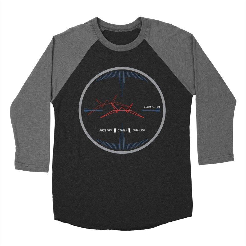 Orange Leader,  Look Out! Men's Baseball Triblend Longsleeve T-Shirt by Evan Ayres Design