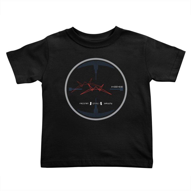 Orange Leader,  Look Out! Kids Toddler T-Shirt by Evan Ayres Design