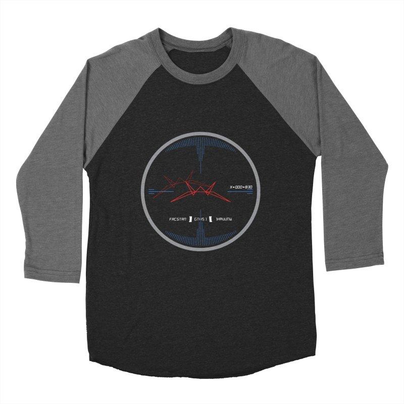 Orange Leader,  Look Out! Women's Baseball Triblend Longsleeve T-Shirt by Evan Ayres