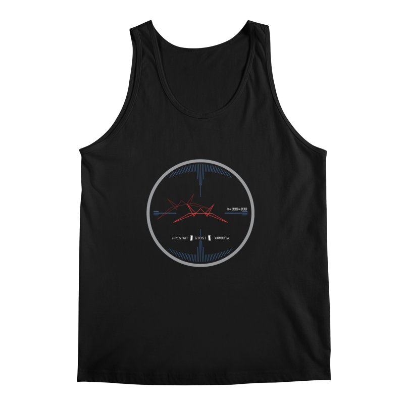 Orange Leader,  Look Out! Men's Regular Tank by Evan Ayres Design