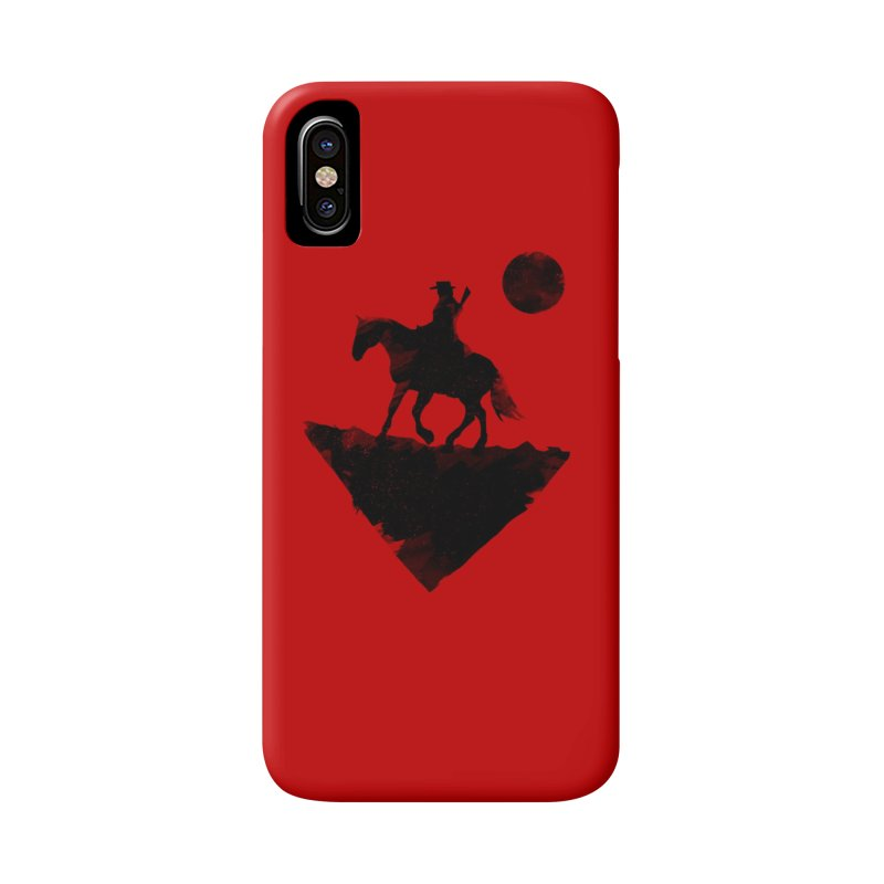 Redemption (The Lone Cowboy) Accessories Phone Case by evanluza's Artist Shop