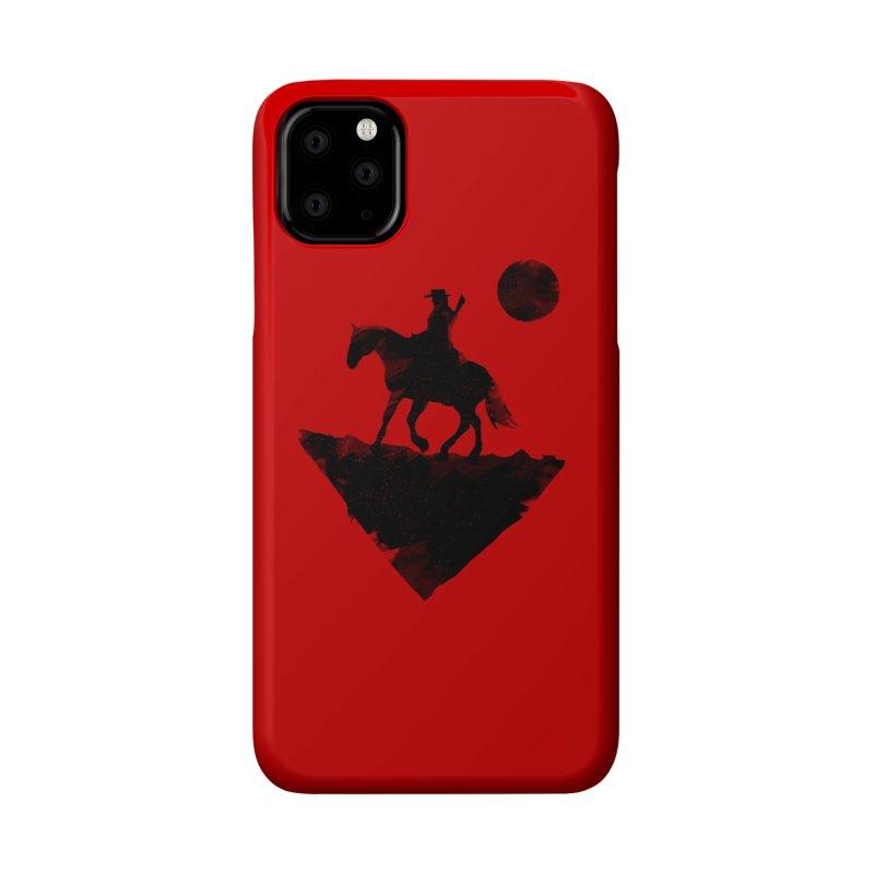 Redemption (The Lone Cowboy) Accessories Phone Case by evanluza's Artist Shop