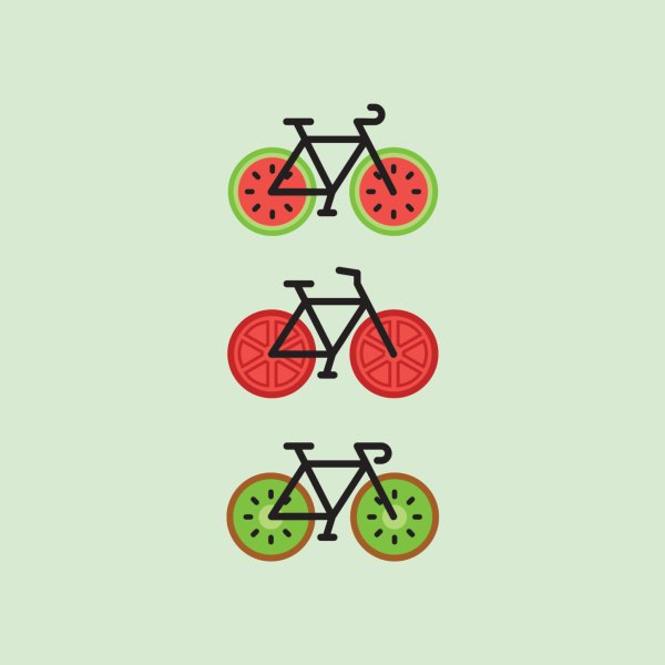 image for Fresh Wheels (A Healthy Bike Ride)