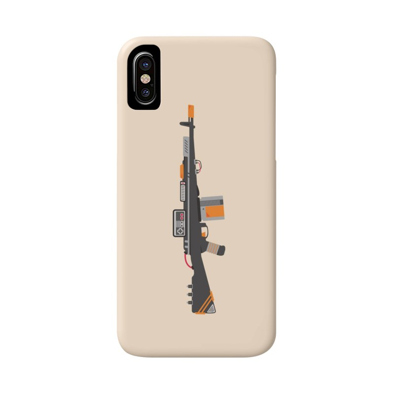 Noob Slayer (The Ultimate Gamer Weapon) Accessories Phone Case by evanluza's Artist Shop