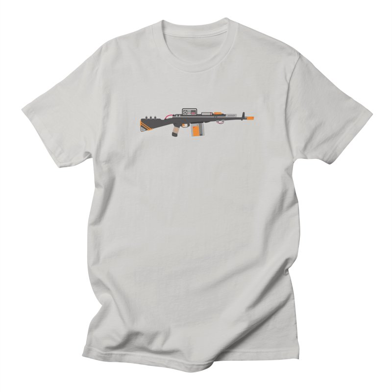 Noob Slayer (The Ultimate Gamer Weapon) Men's T-Shirt by evanluza's Artist Shop
