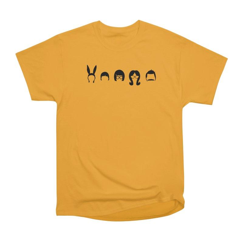The Family Men's Heavyweight T-Shirt by evanluza's Artist Shop